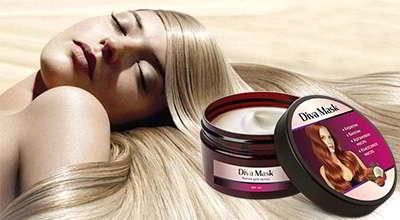 Маска для волос Diva Mask (Дива Маск)