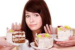 Нейросистема 7 предотвращает тягу к еде