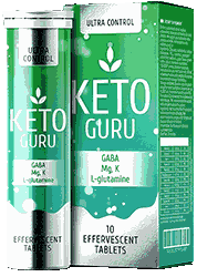 Таблетки Кето Гуру