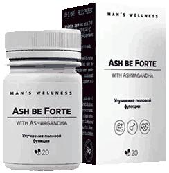 Капсулы Ash be Forte мини версия.